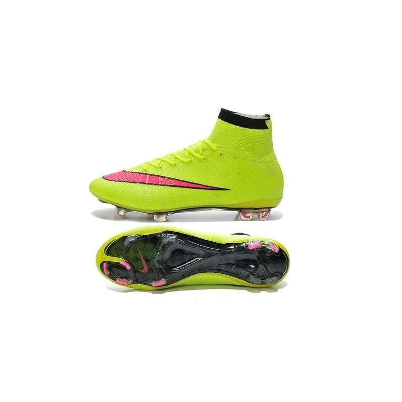 chaussures de football nike mercurial pas cher