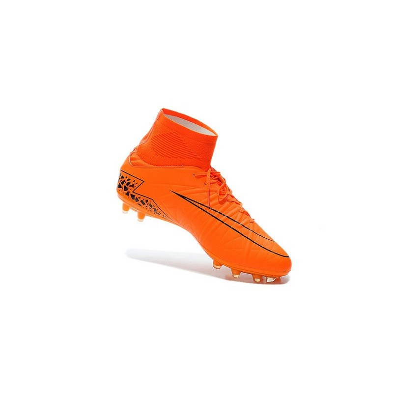 hypervenom orange et noir