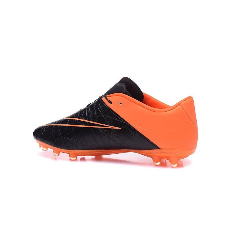 043df94472f ... nouveau nike hypervenom phinish ii fg chaussure de football hommes cuir  orange noir