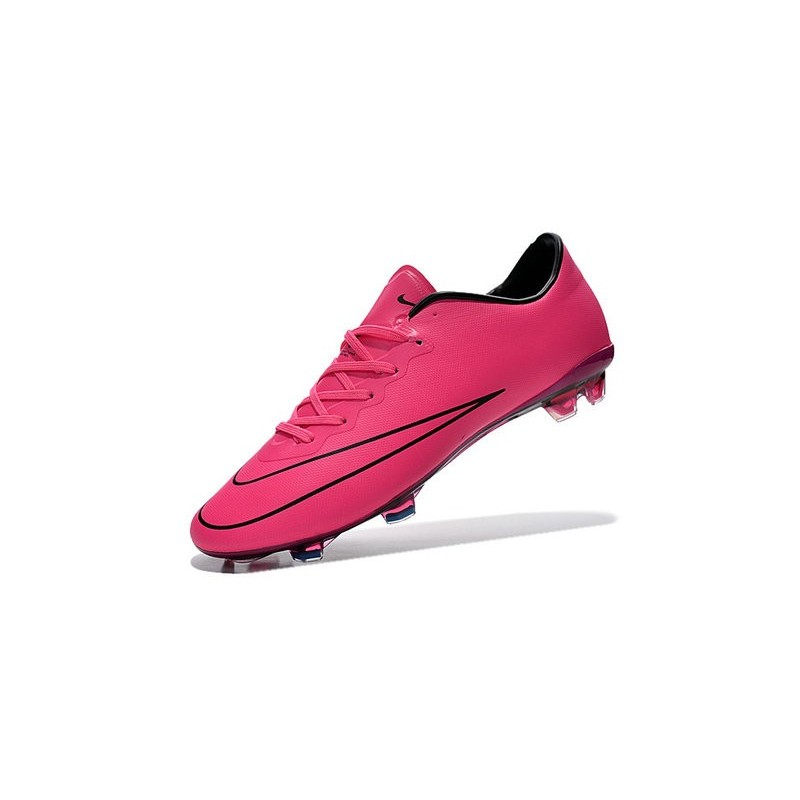 top fashion 89994 43992 nike mercurial rose et violet