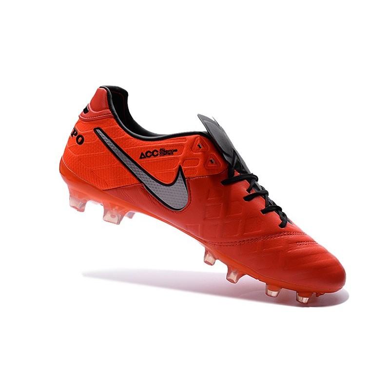 Chaussures nike tiempo legend 6 fg pas cher orange noir gris - Chaussures a roulette pas cher ...