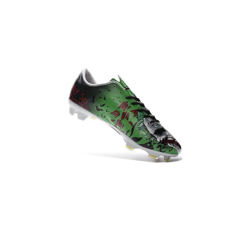 nike chaussures 88 - Nouvelle Crampons de Football Nike Mercurial Vapor X FG Batman ...