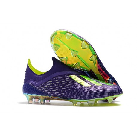 Adidas Chaussures de Football X 18+ FG -
