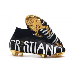 Cristiano Ronaldo CR7 Nike Chaussures football Mercurial Superfly VI 360 Elite FG