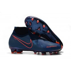 Crampons Nouvelles Nike Phantom Vision Elite DF FG Fully Charged