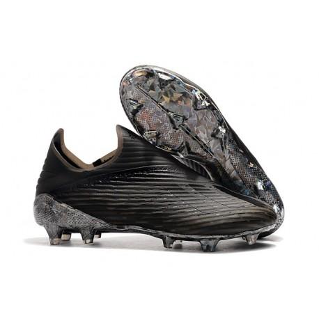 adidas X 19+ FG Nouvelles Chaussure - Noir