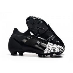 Crampons Nike Mercurial GreenSpeed GS 360 - Noir Blanc