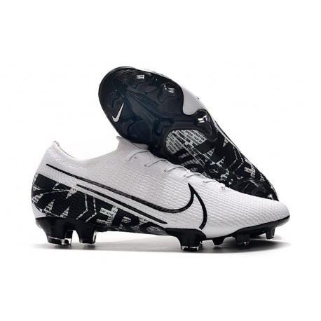 Nike Mercurial Vapor 13 Elite FG ACC Chaussure Blanc Noir