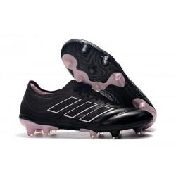 Nouveau Crampons Foot - Adidas Copa 19.1 FG Noir Rose
