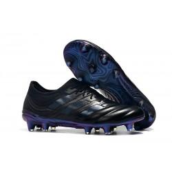 Nouveau Crampons Foot - Adidas Copa 19.1 FG Noir