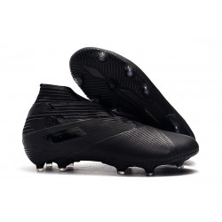 Chaussure adidas Nemeziz 19+ FG Homme - Noir