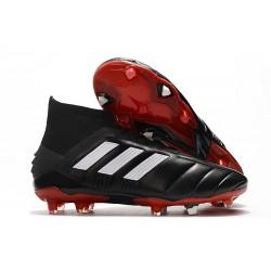 Crampons de Football adidas Predator Mania 19.1 FG ADV Noir