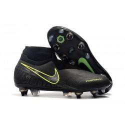 Nike Phantom Vsn Elite Df Sg-Pro Ac Noir Volt