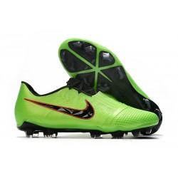 Crampon Nouveaux Nike Phantom Vnm Elite FG Vert Noir