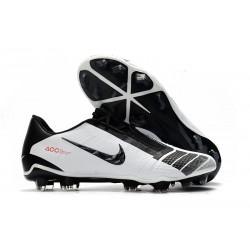 Crampon Nouveaux Nike Phantom Vnm Elite FG Blanc Noir