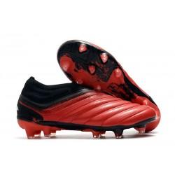 adidas Chaussure de Foot Copa 20+ FG - Rouge Blanc Noir