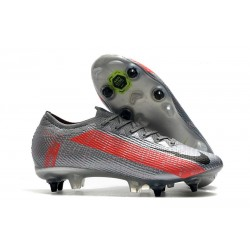 Nike Mercurial Vapor 13 Elite SG AC Neighbourhood - Gris Noir