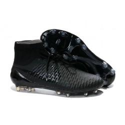 2014 Chaussure de Football Nike Magista Obra FG tout Noir