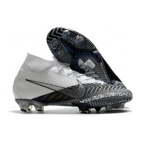 Nike Mercurial Superfly 7 Elite FG ACC Dream Speed 3 - Blanc Noir