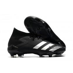 Chaussure Nouvel adidas Predator Mutator 20.1 FG Noir Argent