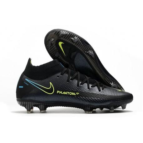 Nike Phantom Generative Texture GT Elite DF FG Noir