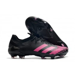 adidas Predator Mutator 20.1 Low Cut FG Noir Rose