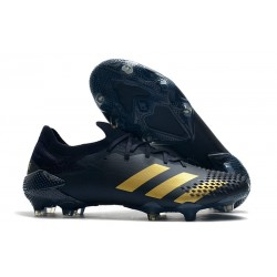 adidas Predator Mutator 20.1 Low Cut FG Noir Or