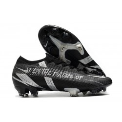 Crampon Nike Mercurial Vapor XIII Elite FG Future Noir Argent