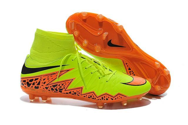 release date: ed19e a9e0c ... low price nike hypervenom phantom ii fg football crampons jaune noir  orange 6faf0 7b12e