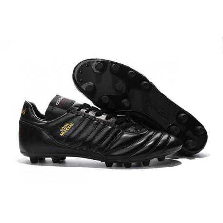 Nouvelles 2016 Chaussure Adidas Copa Mundial FG Noir Or