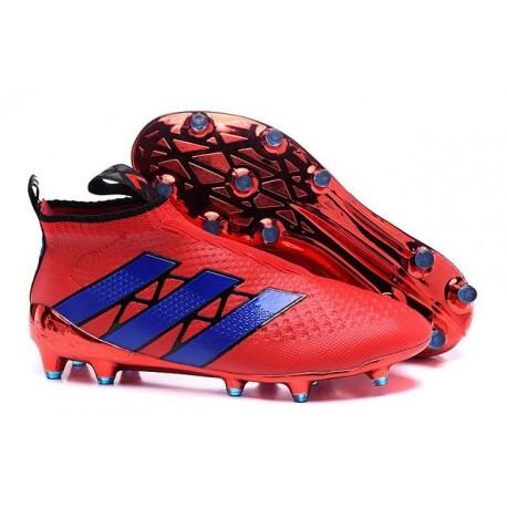 Football Adidas Fgag Chaussures Ace16Purecontrol De Nouveau Rouge mN8n0vw