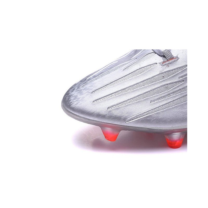 huge selection of 7234e 5d678 Nouvelles - Chaussures de football Adidas X 16.1 AG FG Argent Noir Rouge
