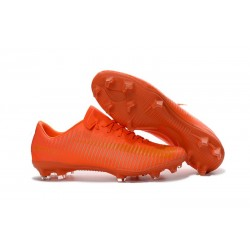 Chaussures de Football 2016 - Nike Mercurial Vapor 11 FG Orange