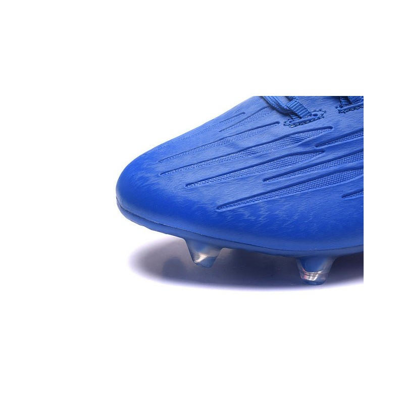 the latest c208c 2f887 Adidas X 16.1 AG FG - Nouveau Crampons football Bleu Rose Blanc
