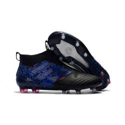Adidas Nouveau Crampon Foot Ace17+ Purecontrol Dragon FG Noir Bleu