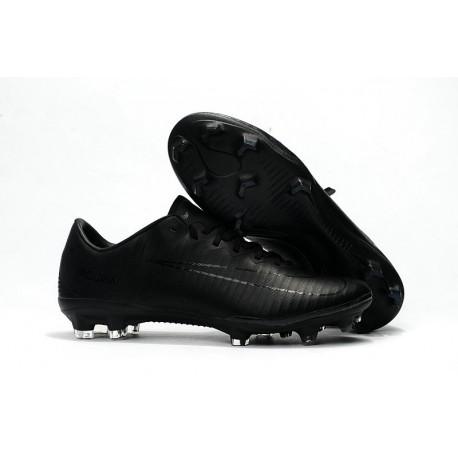 Nike Mercurial Vapor XI FG ACC Crampon Homme Tout Noir