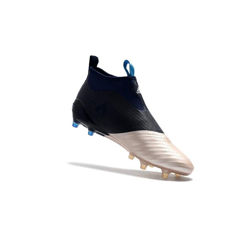 low cost 122ab 22572 Adidas Ace17+ Purecontrol FG Chaussure de Football Uomo Kith Or Noir Blanc  Zoom. Précédent. Suivant