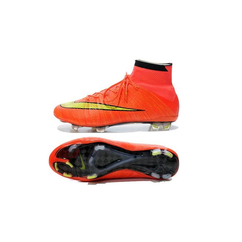 Superfly Orange Coupe Jaune Fg 2015 Nike Du Chaussures Monde Mercurial vmN08nw