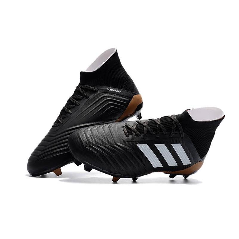 Football Predator Blanc De 18 1 Chaussures Fg Or Noir Adidas BqwvqOd
