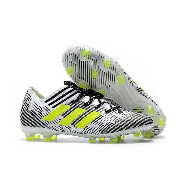 Messi Adidas 17 1 Jaune Chaussures Noir Fg Blanc Foot Nemeziz WDYeE9IH2