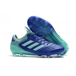 Chaussures de Football Adidas Copa 18.1 FG Bleu
