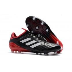 Chaussures de Football Adidas Copa 18.1 FG Noir Blanc Rouge