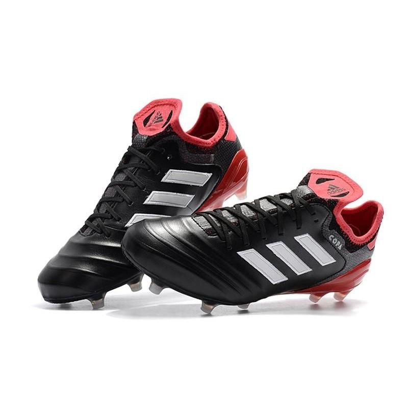 Fg Chaussures 18 Rouge Football Adidas 1 Noir Blanc Copa De wOTPuikXZ