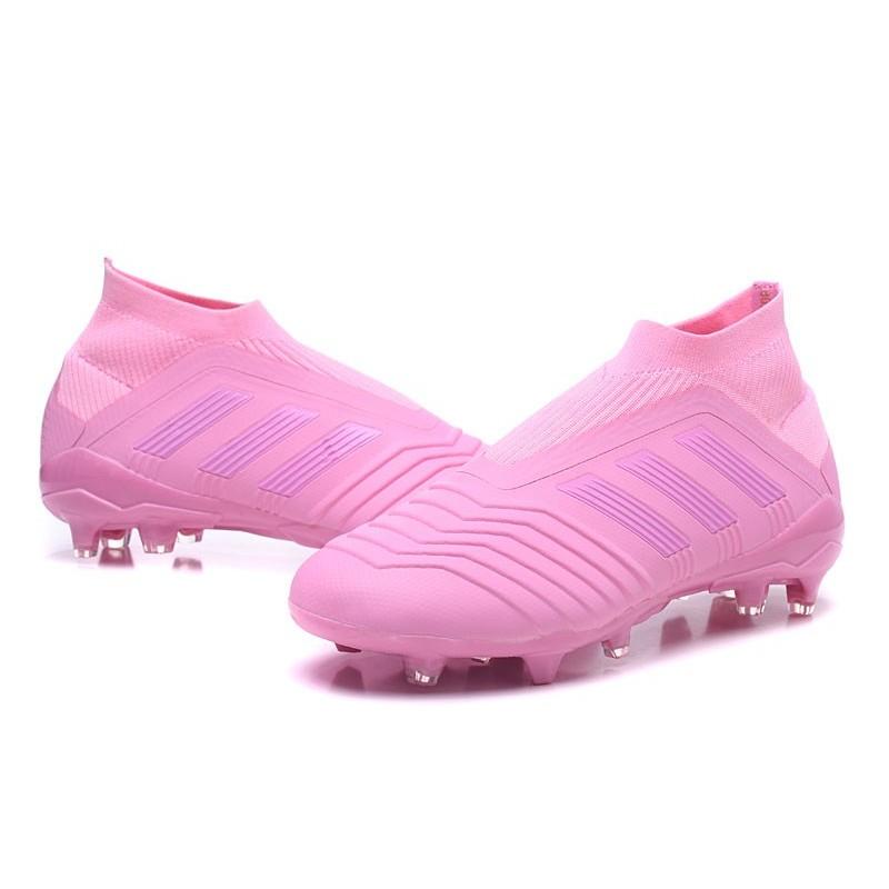 Foot Crampons Predator 1i5qwdnx4 Fg Chaussures Adidas Rose 18 ZiXuPk