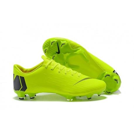 Vert Pro Fg Vapor Football 2018 Noir Xii Chaussures Mercurial Nike De nONwyvm80