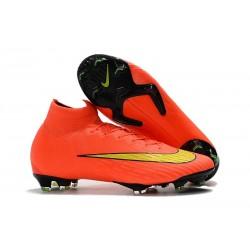 Nouvelles Chaussures de football Nike Mercurial Superfly VI 360 Elite FG