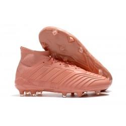 adidas PP Predator 18.1 FG - Chaussures de Football Adidas Rose