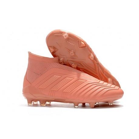 Chaussures adidas - Crampons Foot Adidas Paul Pogba Predator 18+ FG Rose