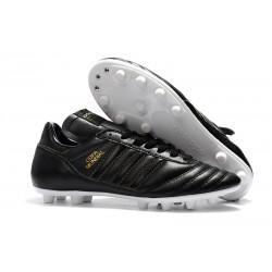 Chaussure de Football Adidas Copa Mundial FG Hommes Blanc Noir