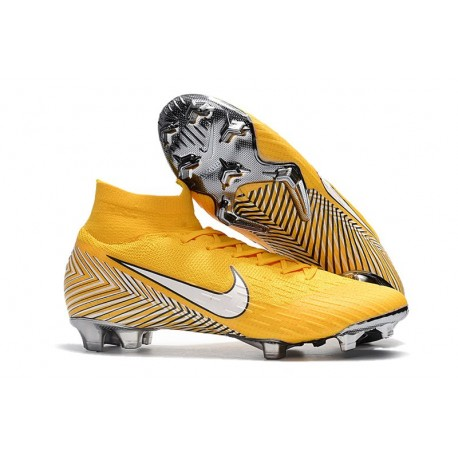 check out 7472a 8c7e3 Nouvelles Chaussures de football Nike Mercurial Superfly VI 360 Elite FG
